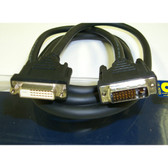DVI-D M/F Dual Link  6' Extension  (DIGITAL ONLY!)