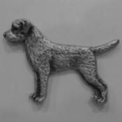 Border Terrier Pin
