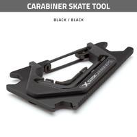 Carabiner Skate Tool - Black / Black