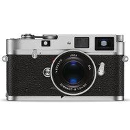 Leica M-A (Typ 127), Silver Chrome Finish