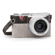 Leica X Protector, Canvas, Taupe