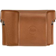 Leica X Vario Ever-ready case, Cognac Leather