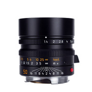Leica Summilux-M 50mm f/1.4 ASPH - Black