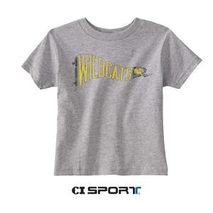 Toddler SS T-shirt by CI Sport