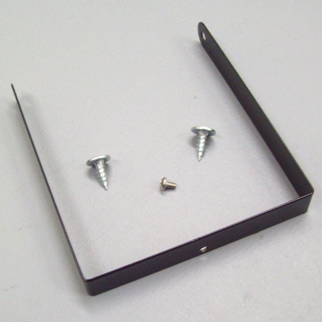 Tie strap-metal with black powder coat