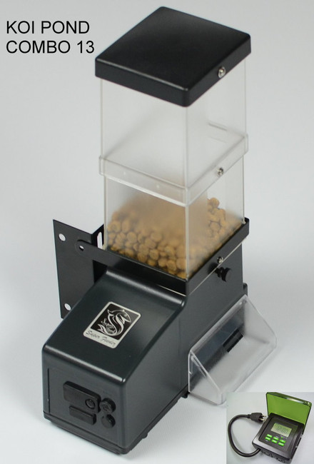 Automatic Koi Feeder,Deal 13,KSF-2,Outdoor Tranformer,ACDT-35 Digital Timer,Wire