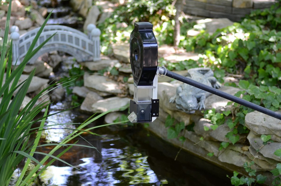 Automatic koi pond feeder ksf 2xl super feeder combo 16 for Koi auto feeder