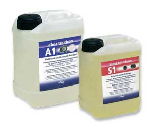 Ultrasonic Cleaners Soap and Chemicals