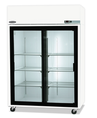 Nor-Lake NSPR502WWG-0 Sliding Glass Door Laboratory Refrigerator