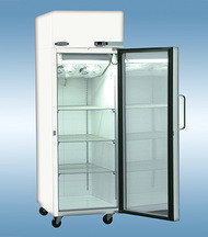 Nor-Lake NSXF211WWG-0 Glass Door Low Temperature Freezer -25°C