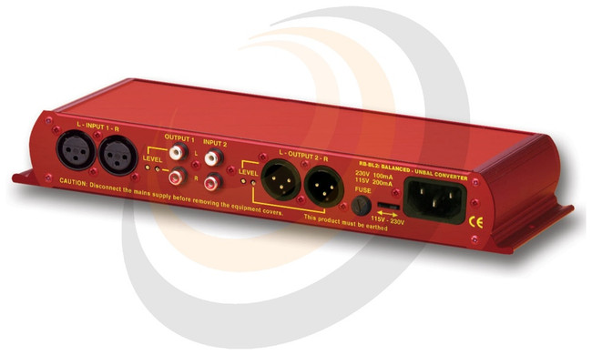 Single Stereo Bi-Directional Matching Converter - Image 1