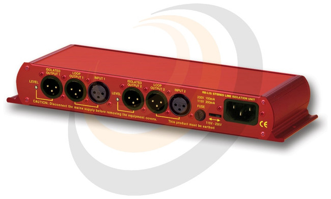Stereo Line Isolation Unit - Image 1