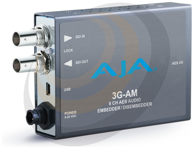 3G-AM-XLR Mini Converter - Image 1