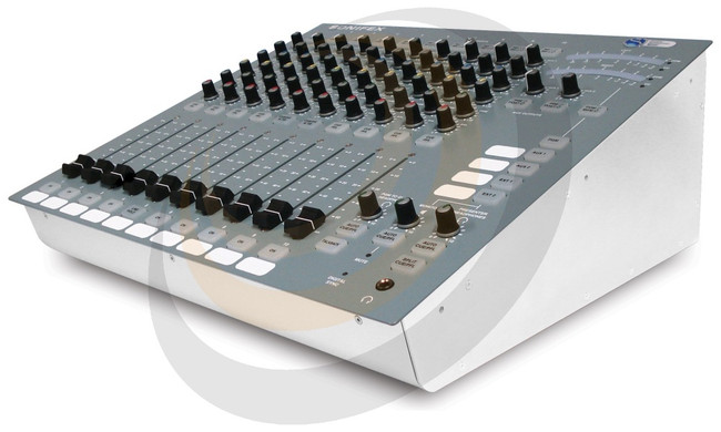 S1 Radio Broadcast Mixer, 10 Channel Analogue\Digital - Image 1