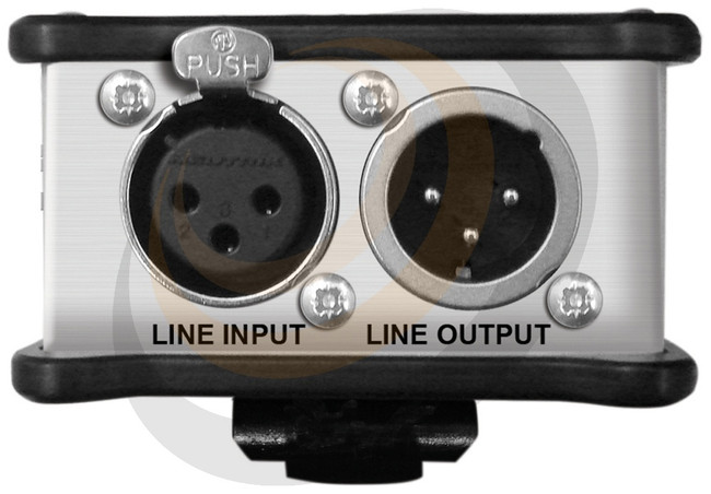 Belt-Pack 4-Wire Headphone Amp - Image 1