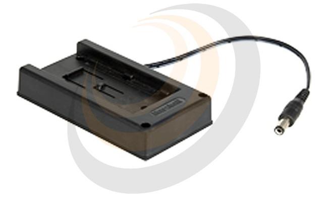 VidiU Batt. Adapter plate for Panasonic VW-VBG6 & CGA-E/625 - Image 1