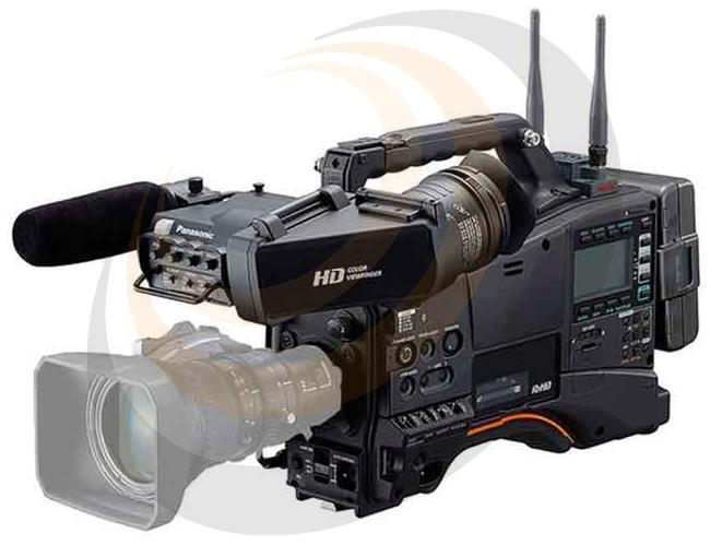 AJ-PX380 3MOS P2HD Camera - Image 1