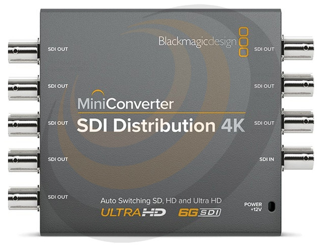 Mini Converter - SDI Distribution 4K  - Image 1