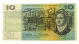 1966 Ten Dollars Star Replacement Coombs / Wilson Banknote