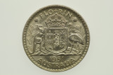 1951 Florin George VI in Extremely Fine Condition