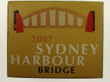 2007 Sydney Harbour Bridge 1/25oz 9999 Gold Proof Five Dollars Coin