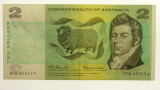 1966 Two Dollars Star Replacement Coombs / Wilson Banknote