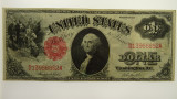 USA 1917 Series One Dollar Banknote in Fine Condition