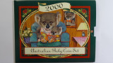 2000 Royal Australian Mint Koala Baby Uncirculated Coin Set