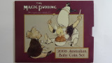 2006 Royal Australian Mint the Magic Pudding Baby Uncirculated Coin Set