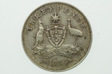 1936 Threepence George V in Very Fine Condition Reverse