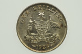 1926 Shilling George V in Almost Uncirculated Condition