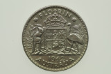 1942 S Florin George VI in Extremely Fine Condition