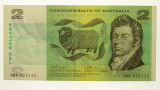 1972 Two Dollars Phillips/Wheeler Banknote in aUnc Condition