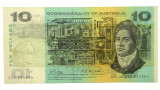 1968 Ten Dollars Phillips / Randall Last Prefix STG Banknote in VF Cond