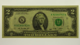 USA 2009 Two Dollars Dallas Federal Reserve Banknote