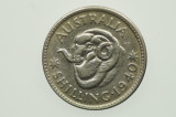 1940 Shilling Low Mint George VI in Extremely Fine Condition