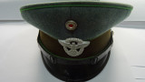 World War II 1938 German National Protection Police Visor Cap