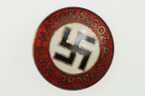 German Third Reich NSDAP Membership Badge