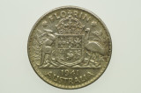 1941 Florin George VI in Very Fine Condition