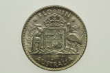 1947 Florin George VI in Uncirculated Condition