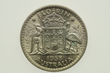 1958 Florin Elizabeth II in Almost Uncirculated Condition