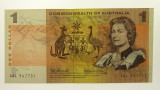 1966 One Dollar Coombs / Wilson Banknote in Extremely Fine Condition