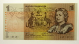 1976 One Dollar Knight/Wheeler Centre Thread Banknote in EF Condition