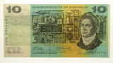 1968 Ten Dollars Phillips / Randall Banknote in Uncirculated Condition