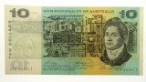 1972 Ten Dollars Phillips / Wheeler Banknote in Uncirculated Condition