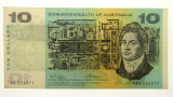 1972 Ten Dollars Phillips / Wheeler Banknote in Almost Extremely Fine Condition