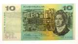 1974 Ten Dollars Phillips / Wheeler Banknote in Extremely Fine Condition