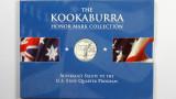 1999 The 1oz 999 Silver Kookaburra Honor Mark Collection Pennsylvania