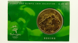 Sydney 2000 Olympic Games Boxing Five Dollars Uncirculated Coin
