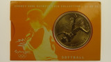 Sydney 2000 Olympic Games Softball Five Dollars Uncirculated Coin